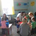 Родительское собрание с участием детей во второй группе раннего возраста «Познаём мир через игру» (фотоотчёт)