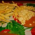 Заготовки на зиму. Рецепт салата из кабачков «Тещин язычок»