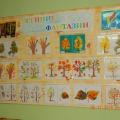 Выставка детского творчества «Осенние фантазии». Как сделать стенд своими руками. Мастер-класс