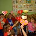 Как мы готовились ко Дню матери «Я любимой мамочке сердечко подарю». Детское творчество (часть первая). Фотоотчет