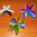 Поделки из бросового материала— цветы из фантиков. Мастер-класс