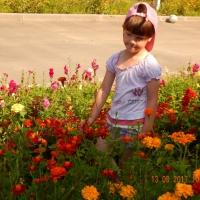 Конспект прогулки «Наблюдение за цветником»