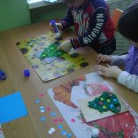 Конспект занятия по художественно-эстетическому развитию «Елочка-красавица»