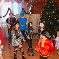 Фотоотчет новогоднего праздника. Часть 1