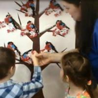 Познавательно-исследовательская деятельность детей через проблемно-игровые ситуации «Зимующие птицы»