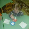 Занятие по нетрадиционному рисованию в технике «рисование пальчиками» для детей второй младшей группы «Мухомор»