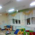 В преддверии Нового года. Оформление детского сада