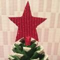 Мастер-класс «Новогодняя ёлочка из шишки»