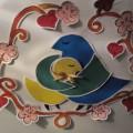 «Обнимашки». Оформление к Дню святого Валентина