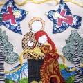 Лоскуток-страничка для «Книги сказок» Татьяны Кирюшатовой