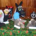 Выставка детско-взрослого творчества «Войлочная сказка»