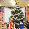 Сценарий новогоднего праздника в подготовительной группе «Потерянные краски»