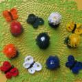 Конспект занятия по художественно эстетическому развитию для детей 3 года жизни на тему: «Бабочки красавицы»