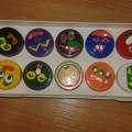 Игра для развития мелкой моторики рук «Покорми конфетками веселого человечка»