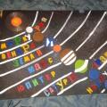 Мастер-класс «Макет Солнечной системы своими руками»