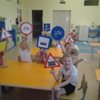 Конспект по ПДД «Город маленького пешехода»» проведена с детьми старшего дошкольного возраста от 5–6 лет
