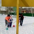 Фотоотчет «Малые олимпийские игры» в рамках Дня зимних видов спорта (вторая младшая группа)