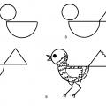 Конспект комплексной НОД «Весна. Перелетные птицы»