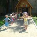 Весёлое лето нашего детского сада
