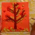 Мастер-класс по лепке из солёного теста «Осеннее дерево»