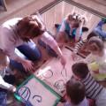 Конспект занятия по сесорному развитию детей «Смотрит солнышко в окошко» во второй группе раннего возраста