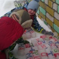 Мастер-класс по изготовлению дидактической игры «Ледослоги»