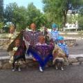 Русский народный танец с платками на песню «Ой ты Полюшка»