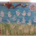 Коллективная творческая изобразительная деятельность дошкольников (фотоотчет)