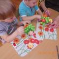 Фотоотчет о празднике 8 марта во второй младшей группе «Путешествуем мы вместе, чтоб найти цветы для мам»