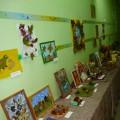 Фотоотчёт о выставке в старшей группе «Сказки осенних листьев»