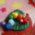 Мастер-класс «Лепка из соленого теста «Веселая гусеница» предназначен для детей с ОВЗ (ограниченными возможностями здоровья)