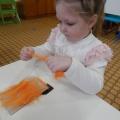 Подарки к 8 марта в средней группе детского сада «Шерстяная акварель»