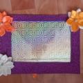 Мастер-класс «День семьи, любви и верности» «Фоторамка»