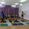 Конспект интерактивного открытого занятия по ПДД для детей среднего дошкольного возраста