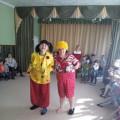 1 апреля. День смеха в детском саду.