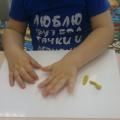 Конспект интегрированного занятия по лепке во второй группе раннего возраста: «Лучики для солнышка»