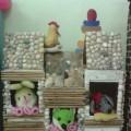 Кукольный театр из бросового материала