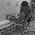 Воспитание культуры поведения у дошкольников. Игра «Уложим куклу спать»