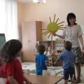 Конспект непосредственно образовательной деятельности во второй младшей группе «Маленькие солнышки»