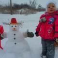Фотоотчет «Такие забавные снеговики!»
