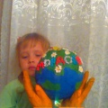 Мастер-класс «Поделка из папье-маше в рамках Года экологии «Живи, Мордовия моя!»