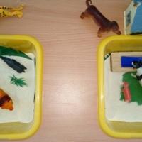 Консультация для педагогов «Игровая песочная терапия в детском саду»