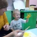 Мастер-класс «Волшебные ладошки» для родителей и детей
