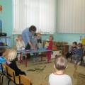 Занятие-игра по театрализованной деятельности на тему: «Знакомство детей с русской народной песне «Как на тоненький ледок»