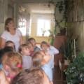 Экскурсия в спортивную школу с детьми старшего дошкольного возраста (фотоотчет)