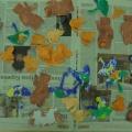 НОД по изобразительной деятельности «Дождик и зонтики», 2 я младшая группа.