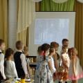 НОД с детьми подготовительной к школе группы по художественному труду «Снеговик» (на конкурсе «Воспитатель года 2016»)