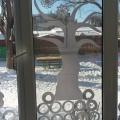 Украшение второй младшей группы к зиме и Новому году «Волшебница Зима»