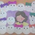 Конспект НОД во второй младшей группе «Мы улыбаемся друг другу»