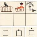 Конспект логопедического занятия «Предлоги на-под-над. Зимующие птицы»